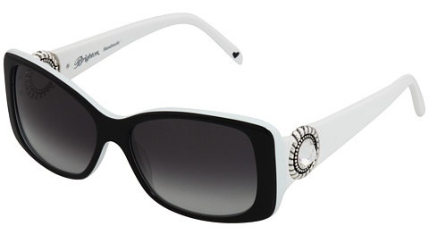 Brighton Twinkle White sunglasses-ishops