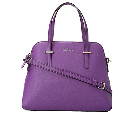 Kate Spade Purple Purse